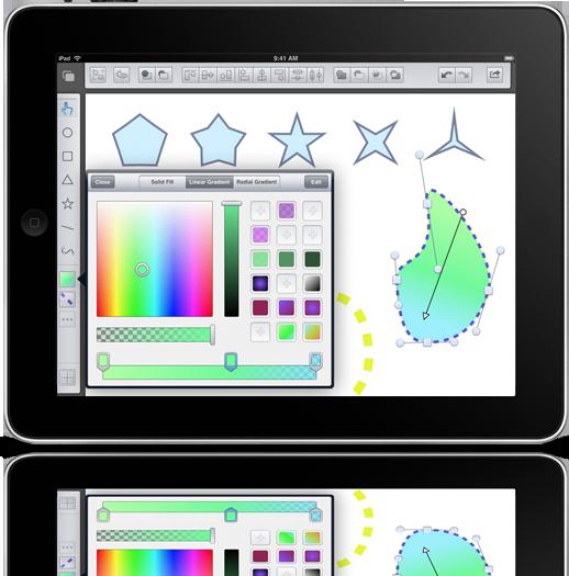 Freeform The Vector Drawing Ipad App Stunt Software